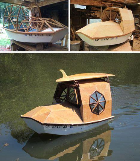 mini jet boat occasion cer mini cruise boat little trailers soo cute