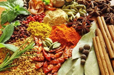 13 Medicinal Herbs And Spices by Herbs And Spices Can Lower Stress Levels