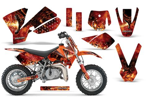 Ktm 50 Graphics Kit Ktm 65 Sx Graphic Kits Pictures To Pin On