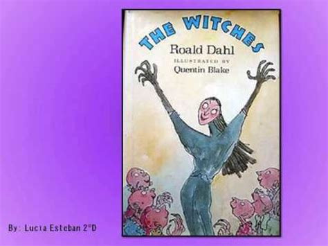 the witches book report the witches book roald dahl