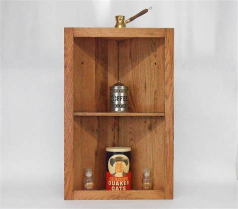 wood corner shelves rustic pallet wood corner shelf cabinet