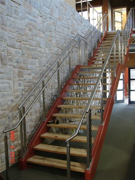 handrails for inside staircases interior charming