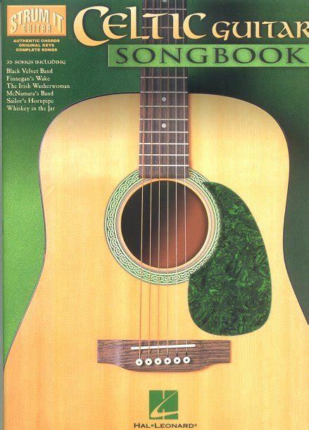 strumming pattern black velvet band celtic guitar song book