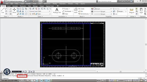 comando zoom autocad layout 191 c 243 mo utilizar un viewport en el espacio de layout en