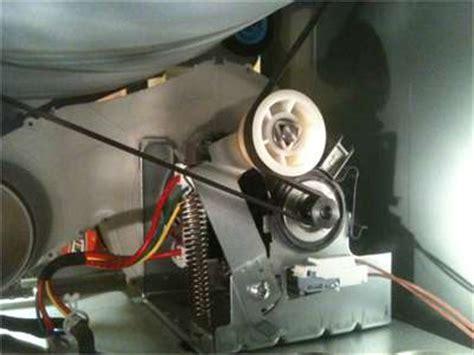 samsung dryer belt replacement diagram samsung dryer dv419gw xaa i a drum belt thats fixya
