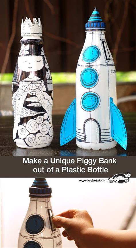 How To Make A Piggy Bank Out Of Paper Mache - 17 best ideas about piggy bank craft on pig