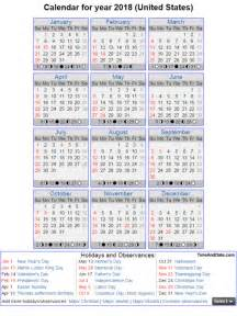 Calendar For Year 2018 United States Lhaps Reservations For Service