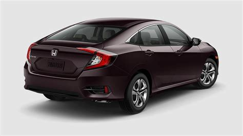 honda civic color options 2017 honda civic sedan color options
