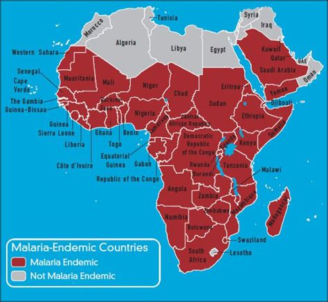 list of sections affected map of the affected areas of malaria in africa most learn
