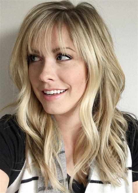 hairstyles with light bangs 25 wispy bangs you need to try this year updated for 2018