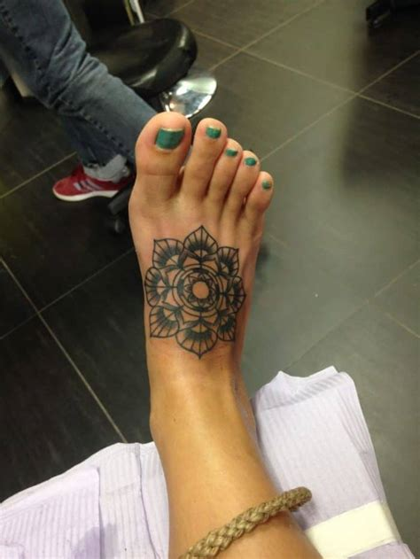 lotus foot tattoo designs 20 wonderful foot tattoos designs 2017 sheideas