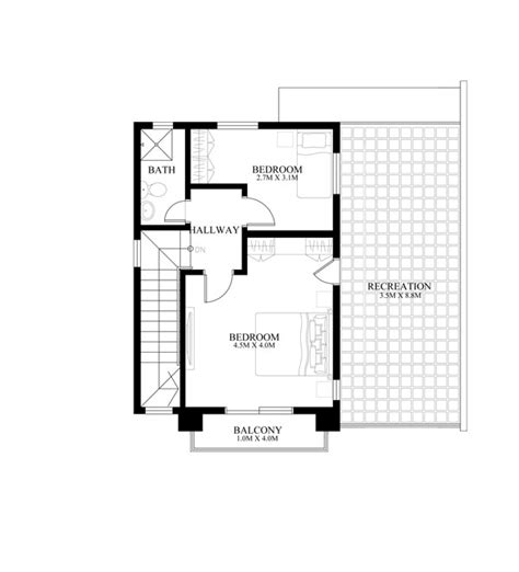 two story house plans series php 2014004 pinoy house plans modern house design series mhd 2014014 pinoy eplans