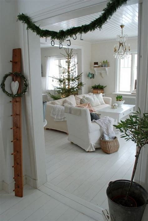 christmas decorations ideas with scandinavian flair room