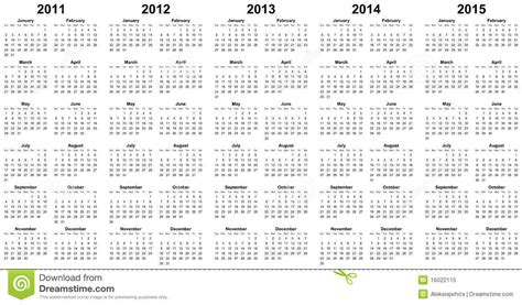 printable 3 year calendar 2013 to 2015 2013 2015 calendar printable calendar template 2016