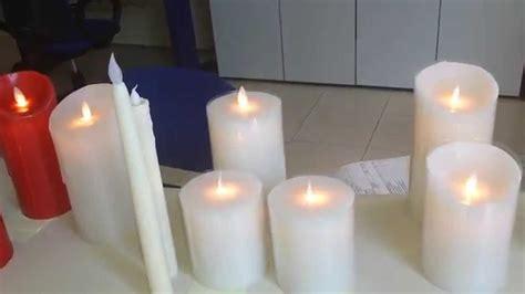 candele a led ricaricabili candele a led candele led fiamma oscillante fulgens