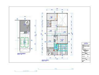layout rumah islami design rumah modern