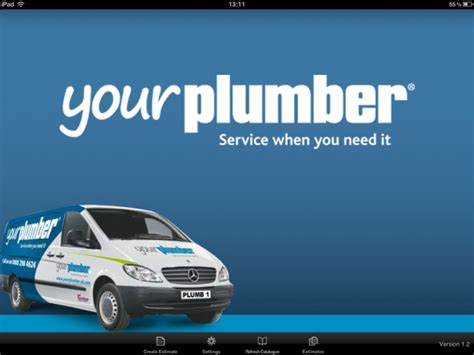 Your Plumbing by Your Plumber Really Useful Apps