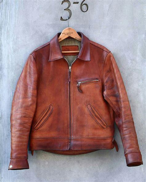 Jaket Kulit Domba 24 325 best vintage leather jacket images on biker jackets riders jacket and vintage