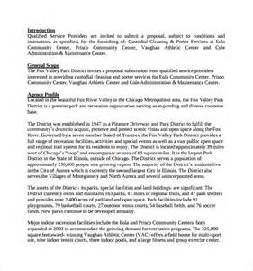 sample cleaning proposal template 10 free documents in pdf