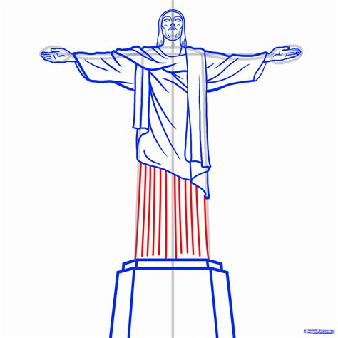christ the redeemer tattoo how to draw the redeemer the redeemer