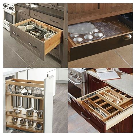 inside kitchen cabinet storage in the design studio small kitchens reston now