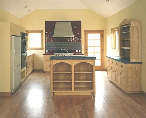 arts and crafts style kitchen cabinets kitchen cabinets arts and crafts style in ash