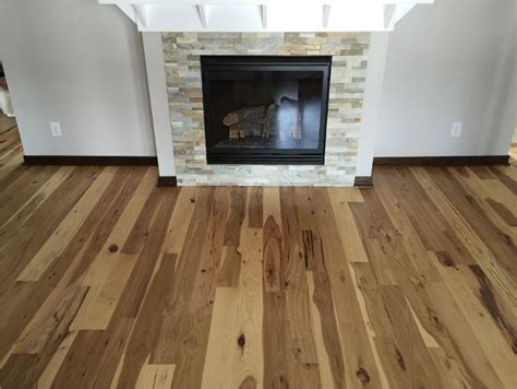 Hickory Hardwood Flooring in Boulder CO   Floor Crafters