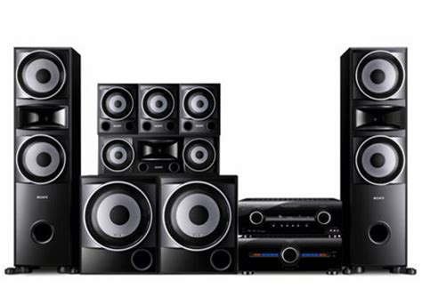 home theatre systems sony ddw 5500 home theater system