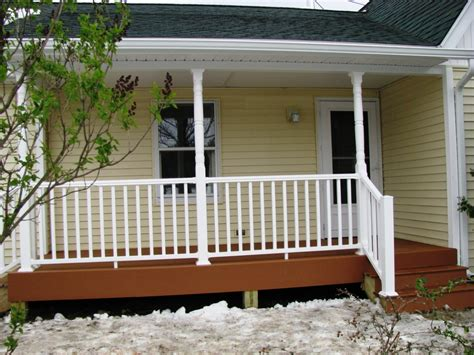 Patio Deck Railing Designs How To Choose Porch Railing Ideas Tedxumkc Decoration