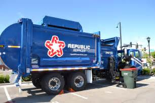 Household Trash Compactor city of meridian republic services