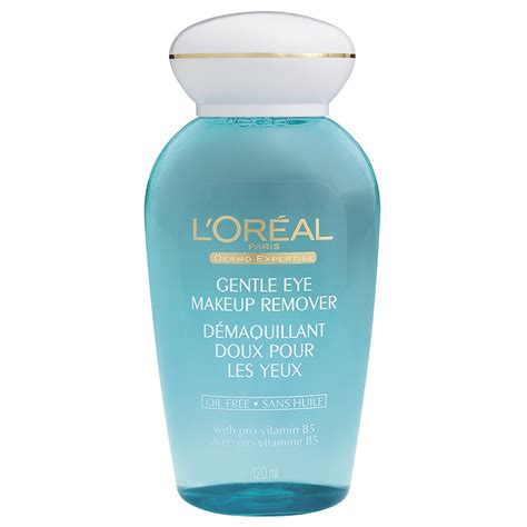 Harga L Oreal Gentle Makeup Remover l oreal gentle eye makeup remover 120ml drugs