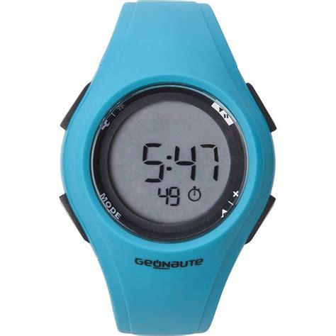 Jam Tangan Digital Geonaute reloj digital w200 m geonaute electronica reloj gps pulsera actividad