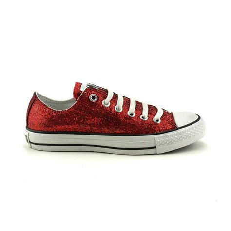 athletic converse shoes converse all lo glitter athletic from journeys shoes