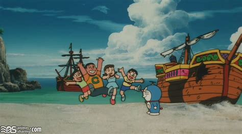 doraemon the movie great adventure at south sea part 1 480p ds76 doraemon movie 19 nobita s south sea adventure