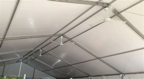 cing fans for tents ceiling tent tented events let me wow u kenosha wi