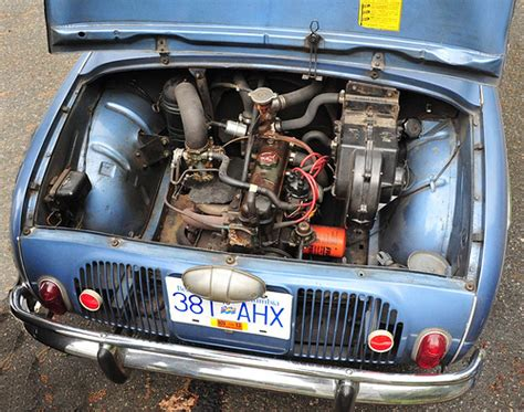 renault gordini engine 1966 renault dauphine gordini engine flickr photo