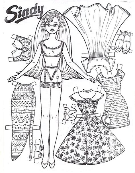 coloring book printing paper paper doll coloring page coloring home