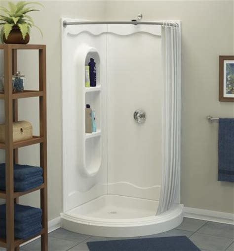 Bathtub For Handicapped Freesia 38 Quot Round Shower Kit Asb Bathing Systems