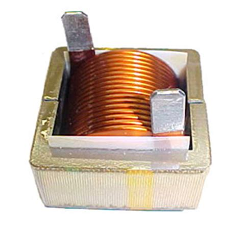 how an inductor is made inductors electromagnet magnetic coil power transformer common mode choke coil winding