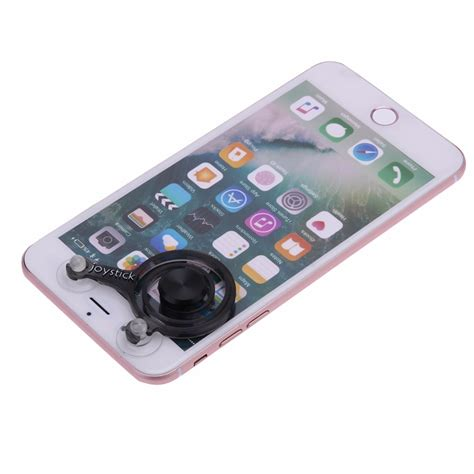 Macbook Fling Mini Mobile Joystick Suitable For All Smartphone Gaming 2 smartphone mini fling joystick