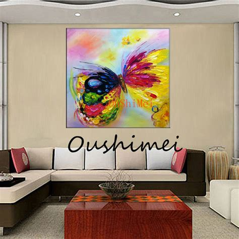 wall painting new arrive hand painted paintings abstract picture modern