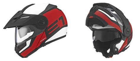 Helm Aufkleber Schuberth by Neu F 252 R 2016 Schuberth E1 Der Innovative Dualsport Helm