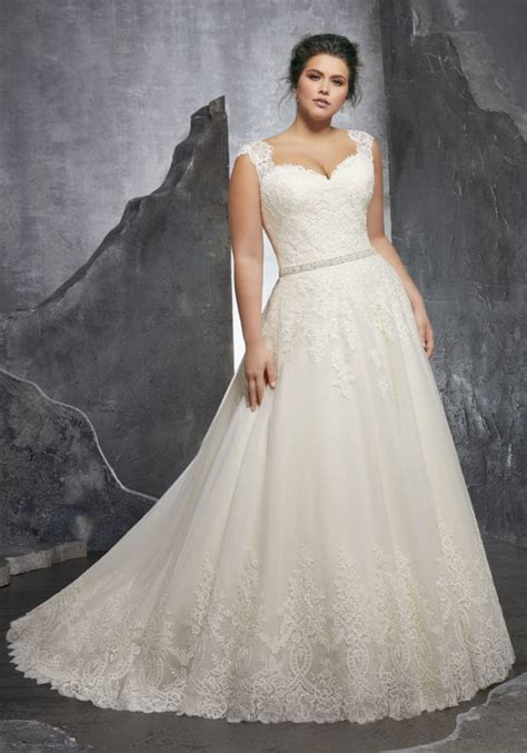 Womens Plus Size Wedding Dresses by Julietta Collection Plus Size Wedding Dresses Morilee