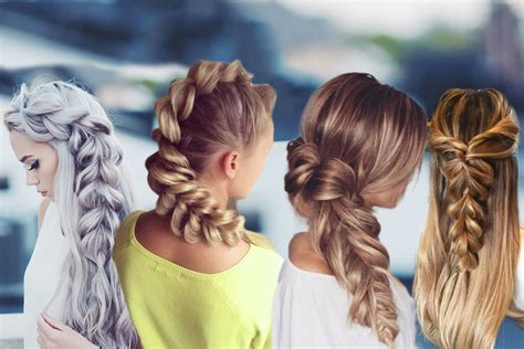 pull through braid easy hairstyles cute girls hairstyles pull through hair styles pull through braid hairstyles for