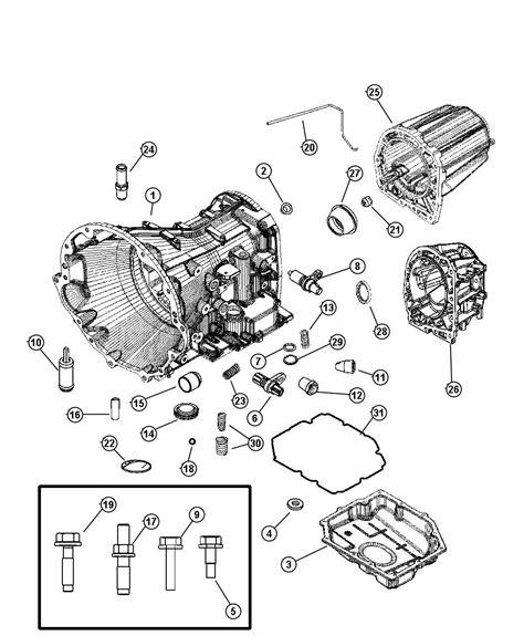 Service Manual Manual Solenoid Shifter Release 1998 Dodge