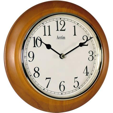 wooden wall clock maine wooden wall clock 20 5cm