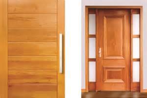 as melhores portas de madeira os melhores pre 231 os para