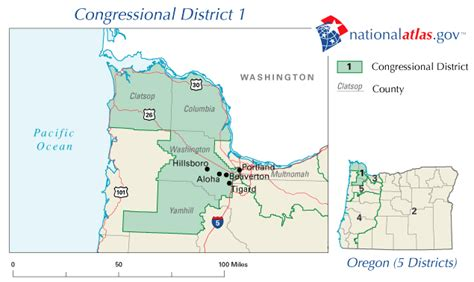 oregon congressional district map david wu us representative for oregon s 1st district