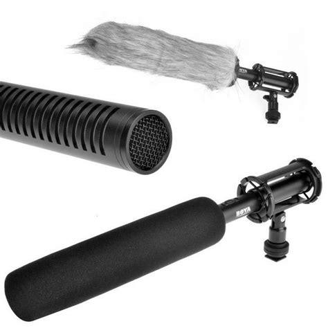 Microphone Boya By Pvm1000 microphone professionnel boya by pvm1000 pour panasonic