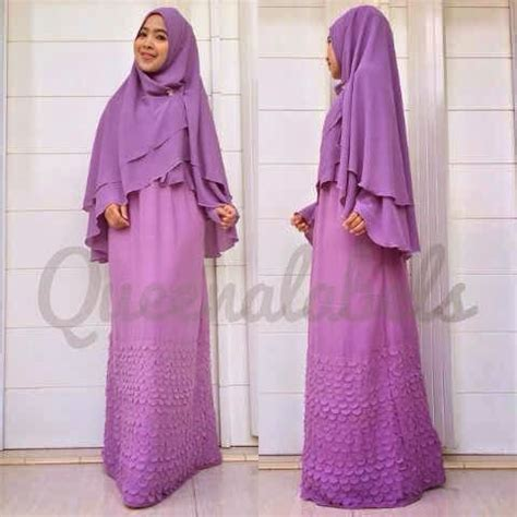Gamis Ayou Mizzura New rumah savana new lumaza syar i by queenalabels